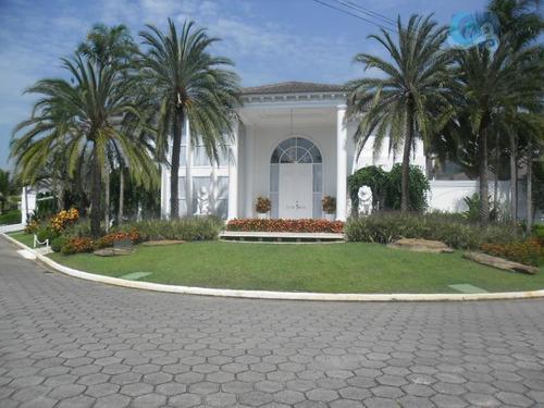 Imagem 1 de 30 de Casa À Venda - Condomínio Jardim Acapulco - Guarujá - Ca1235