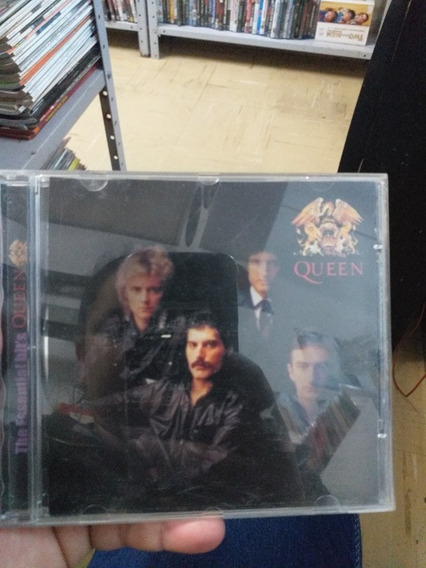 Cd The Essential Hits Queen