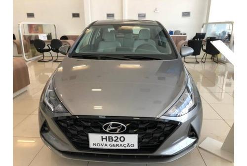 Imagem 1 de 9 de Hyundai- New Hb20s Platinum 1.0 Turbo Gdi/ 21/22