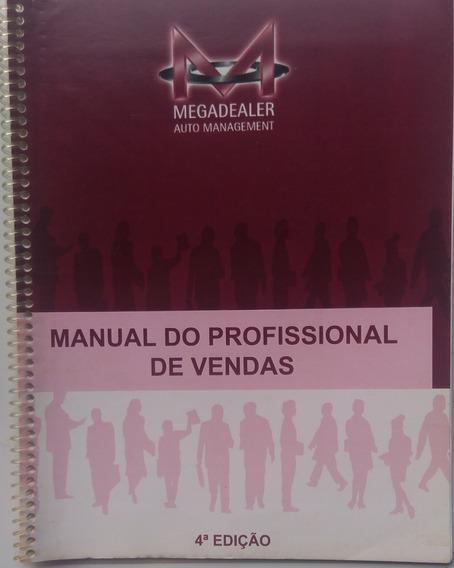 Apostila Manual Do Profissional De Vendas Megadealer Auto...