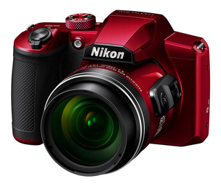 Cámara Digital Nikon Profesional B600 + Curso + Estuche