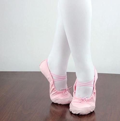 Zapatos Ballet Niña Baletas