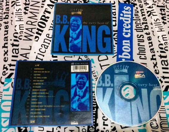 B B King : The Very Best Of - Importado Brasil - Original