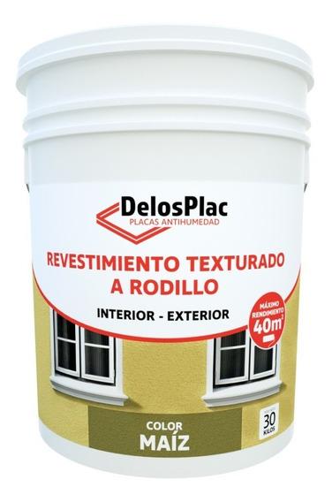 Revestimien Sin Interes Rodillo Maiz 30kg (tipo Tarquini)