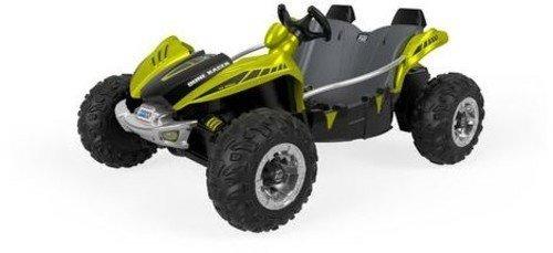 Fisher-price Power Wheels Green Dune Racer Vehículo