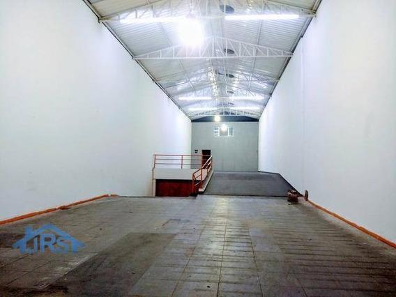 Galpão Para Alugar, 400 M² Por R$ 6.500/mês - Km 18 - Osasco/sp - Ga0091