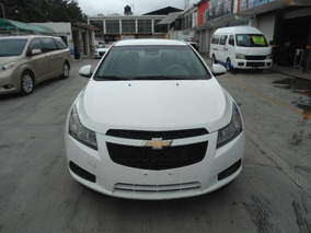 Chevrolet Cruze Paquete A 2010 Blanco