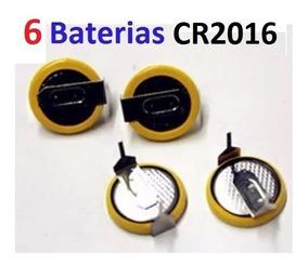 6 Baterias Cr2016 Cartucho Gba, Gbc C Pinos