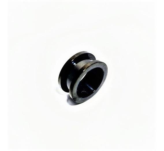 Par Alargador Black Anodizado 20mm Rosca