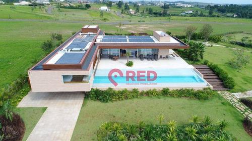 Imagem 1 de 30 de Casa Com 4 Dormitórios À Venda, 841 M² Por R$ 7.500.000,00 - Condomínio Terras De São José Ii - Itu/sp - Ca0549
