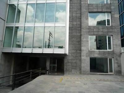 Edificio Corporativo En Renta, En Santa Fe.