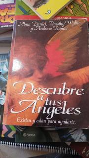 Libro Descubre Tus Angeles Edit. Vergara Alma,wyllie Y Ramer