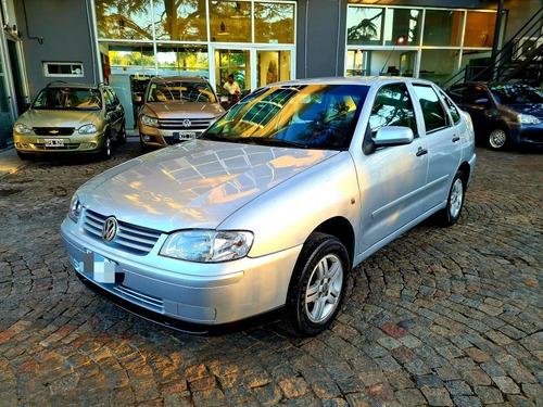 Volkswagen Polo Classic 1.6 C/gnc 2006 128.000km Unico Oport