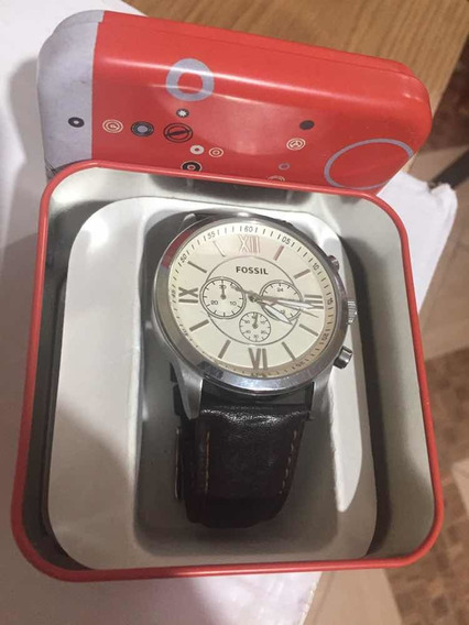 Relógio De Pulso Fóssil Bq1129