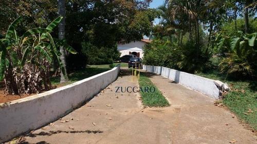 Chacara Em Bairro Rural - Ch0103