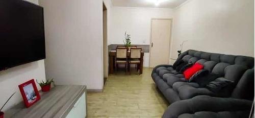 Imagem 1 de 14 de Excelente Apartamento No Condomínio Antonini Village