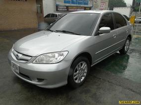 Honda Civic Lxl - Automatico
