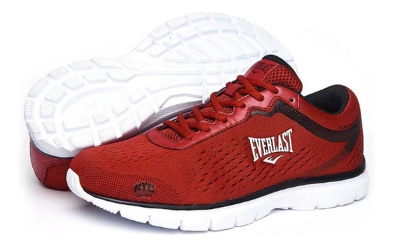Zapatillas Everlast Fitness Flash Light Hombre Running