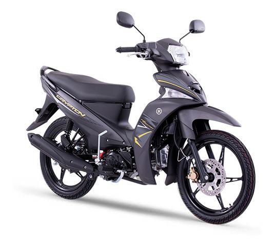 Yamaha Crypton Fi
