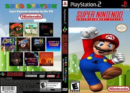 Patch Coleção Super Nintendo Ps1/ps2