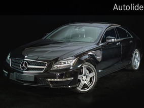 Mercedes Benz Cls63 Cls 63 Amg 2012 Impecable!
