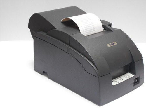 Epson Tm-u220a Ethernet Rollo Fiscal Cortadora Automática C3