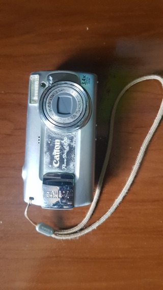 Camara Digital Canon Power Shot A470 Pc 1267 Para Peças #vm