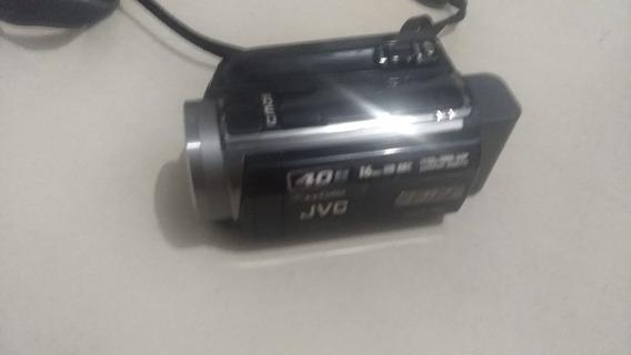 Filmadora Jvc Hd 40gb