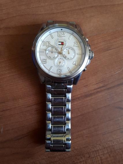 Reloj De Acero Tommy Hilfiger