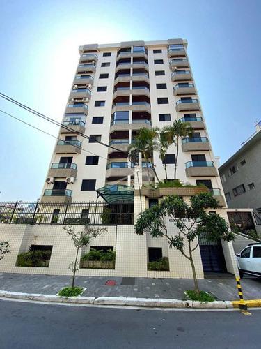 Imagem 1 de 28 de Apartamento Locação Em Praia Grande, Guilhermina - A5464