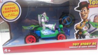 Toy Story De Radio Control Buzz Light Year Nuevo