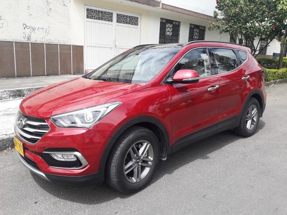 Hyundai Santa Fe Advance 2.4 Automática 7 Puestos