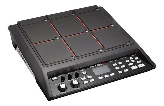 Bateria Roland Spd Sx Sampler Nuevo Negro