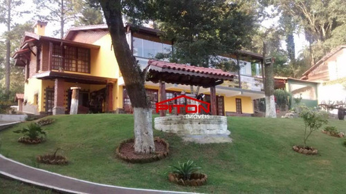 Chácara Com 3 Dormitórios À Venda, 2000 M² Por R$ 900.000,00 - Luiz Fagundes - Mairiporã/sp - Ch0029