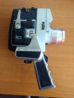 Cámara Bell & Howell 8mm