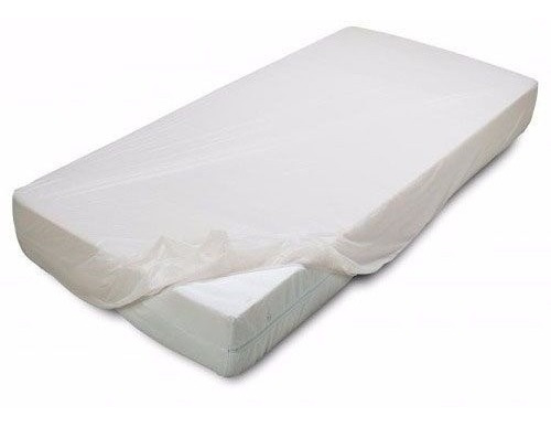 2 Capas /lençol Impermeável Com Elástico Solteiro Promoção