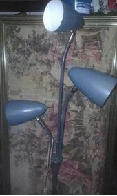 Luminária De Chão Antiga -