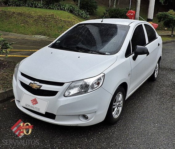 Chevrolet Sail Ls Mt 1.4 2017 Inr869