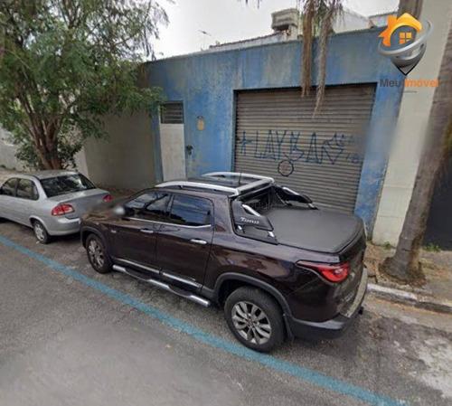 Galpão Para Alugar, 120 M² Por R$ 3.500,00/mês - Casa Verde (zona Norte) - São Paulo/sp - Ga0002