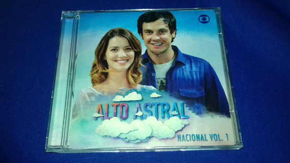 Cd Novela Alto Astral Nacional Vol.1