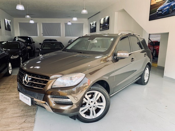 Mercedes-benz Classe Ml 2015 3.0 Bluetec 5p Blindada Bss