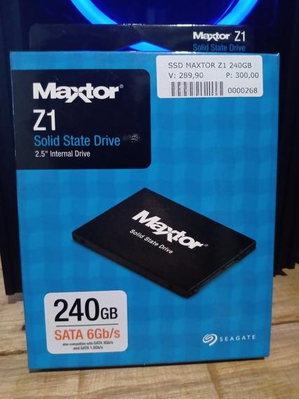 Maxtor Z1 Sdd 240gb