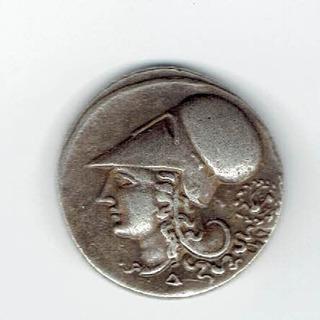 Moneda Griega De Corinto 345-305 A.c. Jp
