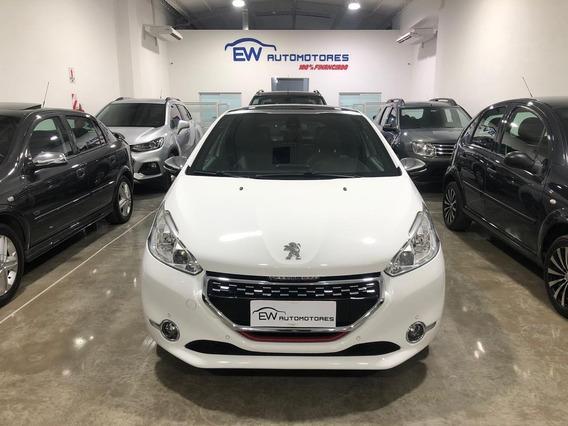 Peugeot 208 Gti Blanco 100% Financiado