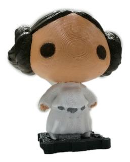 Funko Pop Princesa Leia Impreso En 3d