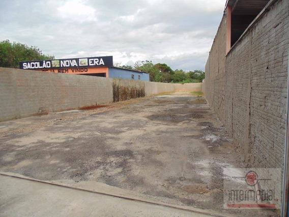Terreno Comercial Para Locação, Vila Marques, Iperó. - Te0984