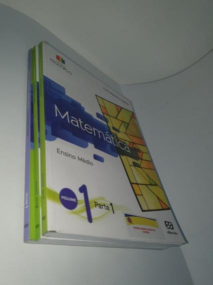 Projeto Múltiplo Matemática Vol.1 - Kit Completo S/ Box