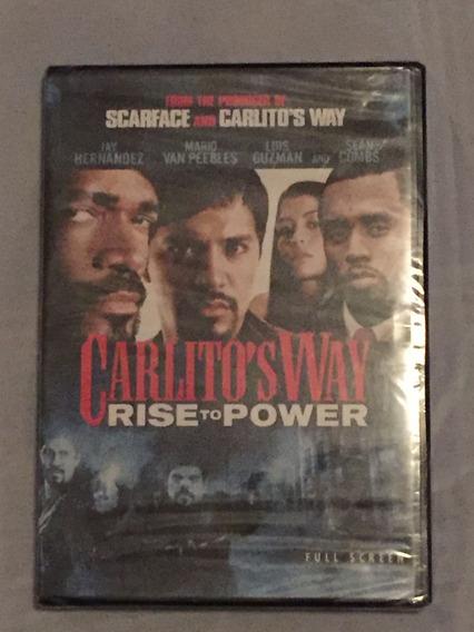 Dvd Película Carlitos Way Parte 2