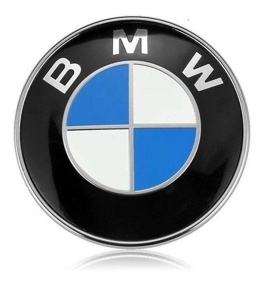 Emblema De Cofre Bmw 82 Mm Bmw 118i Sport Line 2012 &