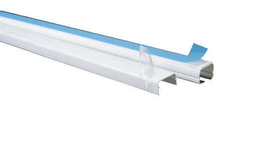 Canaleta De Superficie Dexson Blanca 20x12 Con Adhesivo
